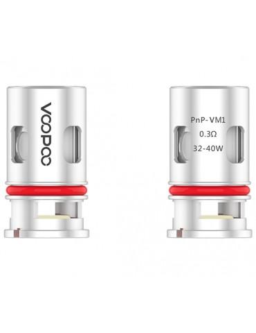 Voopoo PnP VM1 0.3 ohm Coil