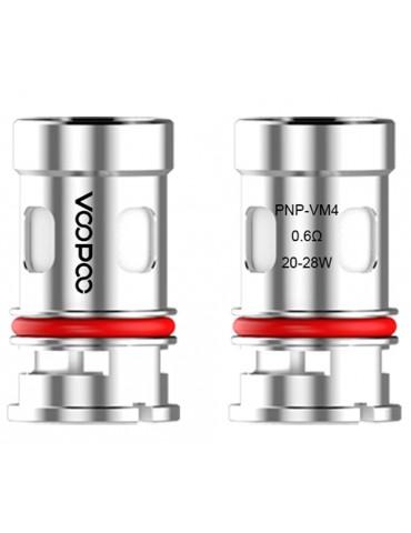 Voopoo PnP VM4 0.6 ohm Coil