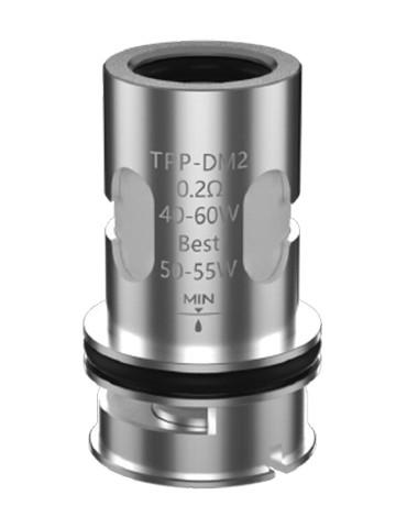 TPP DM2 0.2ohm Coil - Voopoo