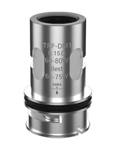 TPP DM1 0.15ohm Coil - Voopoo