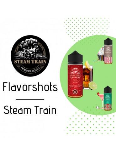 Steam Train 120ml Flavorshots